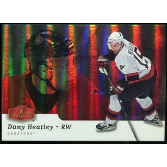 2006/07 Upper Deck Flair Showcase #290 Dany Heatley SP
