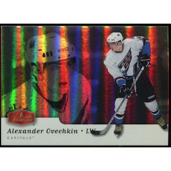 2006/07 Upper Deck Flair Showcase #300 Alexander Ovechkin SP