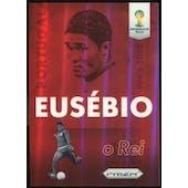 2014 Panini Prizm World Cup Eusebio Tribute Prizms #TEUS Eusebio