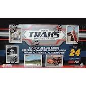 2006 Press Pass NASCAR Traks Racing Hobby Box