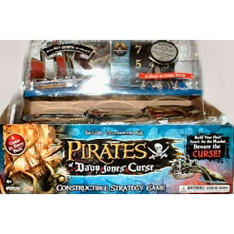 WizKids Pirates Davy Jones Curse Booster Box