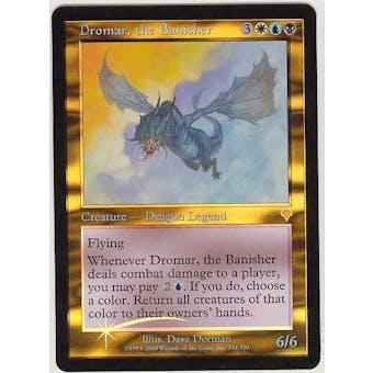 Magic the Gathering Invasion Single Dromar, the Banisher Foil