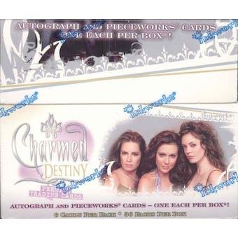 Charmed Destiny Hobby Box (2006 Inkworks)