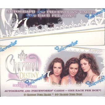 Charmed Destiny Hobby Box (2006 Inkworks)