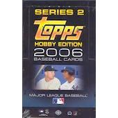 2006 Topps Series 2 Baseball Hobby Box