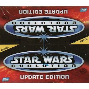 Star Wars Evolution Update Hobby Box (2006 Topps)