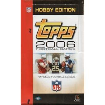 2006 Topps Football Hobby Box