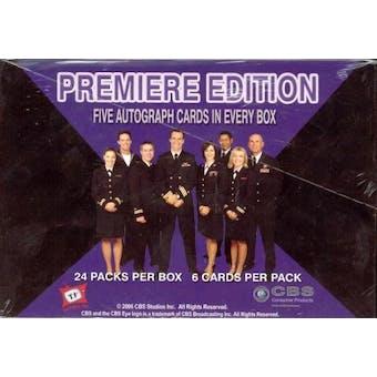 JAG Premiere Edition Hobby Box (2006 TK Legacy)