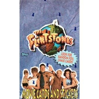 Flintstones The Movie Hobby Box (1993 Topps)