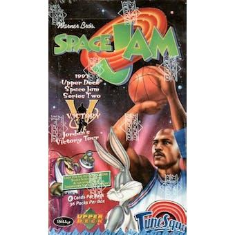 Space Jam Series 2 Hobby Box (1997 Upper Deck)