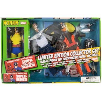 Marvel Wolverine 8 Inch Mego Style Retro Action Figure Set