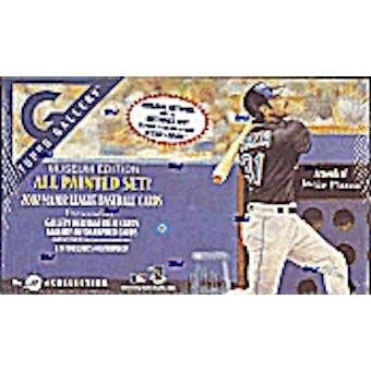 2002 Topps Gallery Baseball Hobby Box