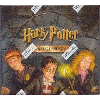 Harry Potter Adventures at Hogwarts Booster Box (Wizards of the Coast)