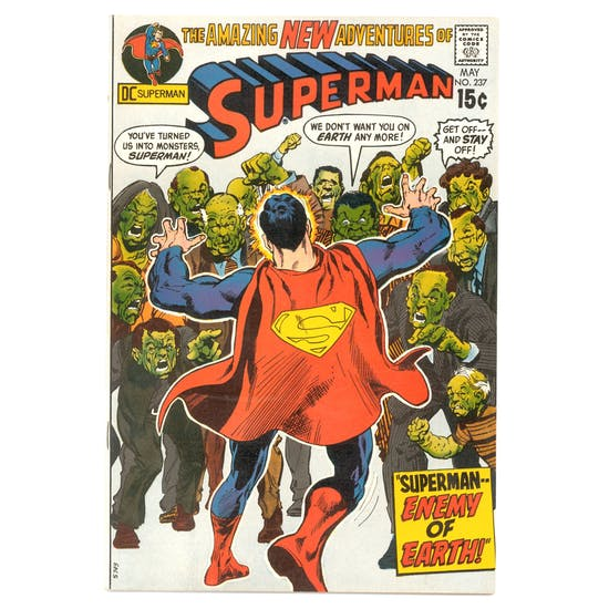 Superman #237 VF/NM