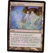 Magic the Gathering Dissension Single Ghost Quarter Foil - MODERATE PLAY (MP)