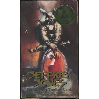 Jeffrey Jones Fantasy Art Trading Cards Box (1993)