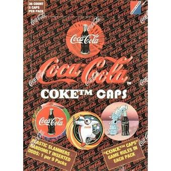 Coca-Cola Coke Caps Box (1995) (Reed Buy)