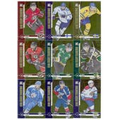 2012/13 ITG Draft Prospects Gold Complete 180 Card Set