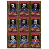 2012/13 ITG Forever Rivals Gold Complete 100 Card Set