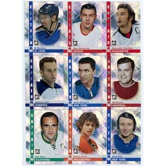 2011/12 ITG Captain-C Complete 100 Card Set