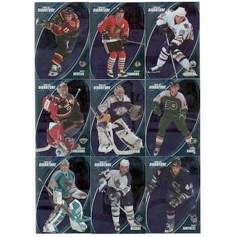 2002/03 ITG BAP Signature Series Complete 200 Card Set