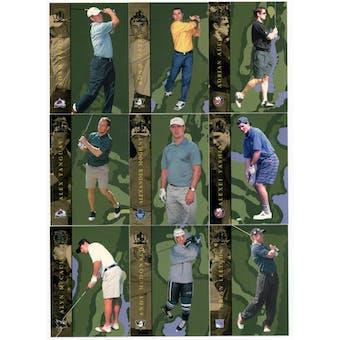 2002/03 ITG BAP Signature Series Golf Complete 100 Card Set