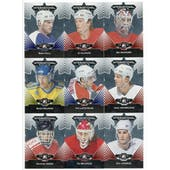 2013-14 ITG Decades 1990s Complete 200 Card Set plus Inserts