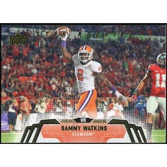 2014 Upper Deck #258 Sammy Watkins SP RC