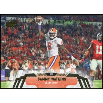 2014 Upper Deck #258 Sammy Watkins SP RC