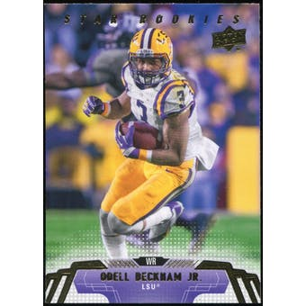 2014 Upper Deck #263 Odell Beckham Jr. SP RC