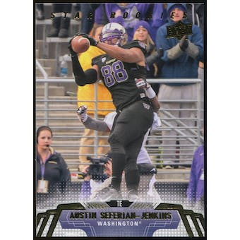 2014 Upper Deck #271 Austin Seferian-Jenkins SP RC
