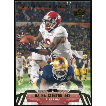 2014 Upper Deck #272 Ha Ha Clinton-Dix SP RC