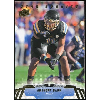2014 Upper Deck #298 Anthony Barr SP RC