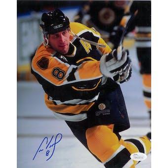 Cam Neely Autographed Boston Bruins 8x10 Photo  (JSA COA)