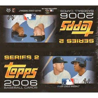 2006 Topps Series 2 Baseball 24 Pack Box
