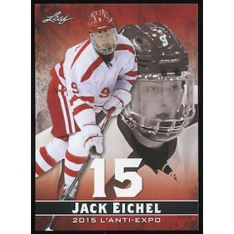 2015/16 Leaf L'Anti-Expo #LAE-JE1 Jack Eichel RC