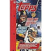 2002 Topps Football Jumbo Box