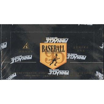 1995 Pinnacle Series 1 Baseball Hobby Box