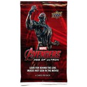 Marvel Avengers: Age of Ultron 500-Pack SUPER LOT (Upper Deck 2015)