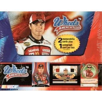 2006 Press Pass Wheels American Thunder Racing Hobby Box