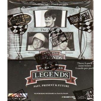 2006 Press Pass Legends Racing Hobby Box