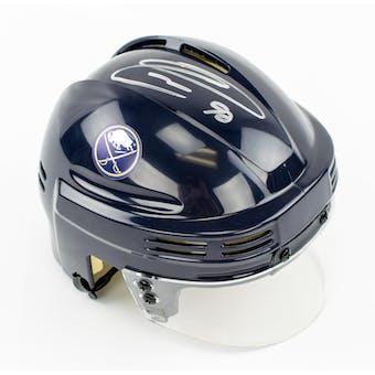 Ryan O'Reilly Autographed Buffalo Sabres Blue Mini Helmet