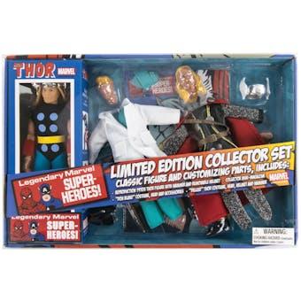 Marvel Thor 8 Inch Mego Style Retro Action Figure Set