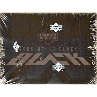 2006/07 Upper Deck Black Basketball Redemption Card (Pack)