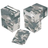 Ultra Pro Camouflage Arctic Full View Deck Box