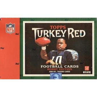 2006 Topps Turkey Red Football Hobby Box