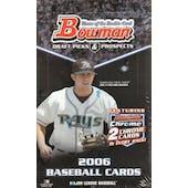2006 Bowman Draft Picks & Prospects Baseball Hobby Box