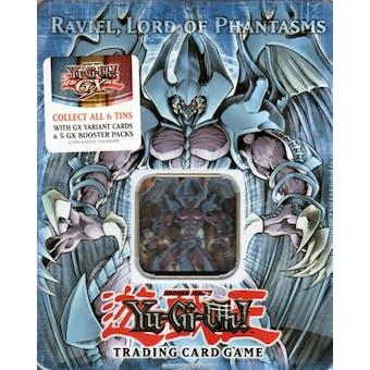 Upper Deck Yu-Gi-Oh 2006 Holiday Raviel, Lord Of Phantasms Tin
