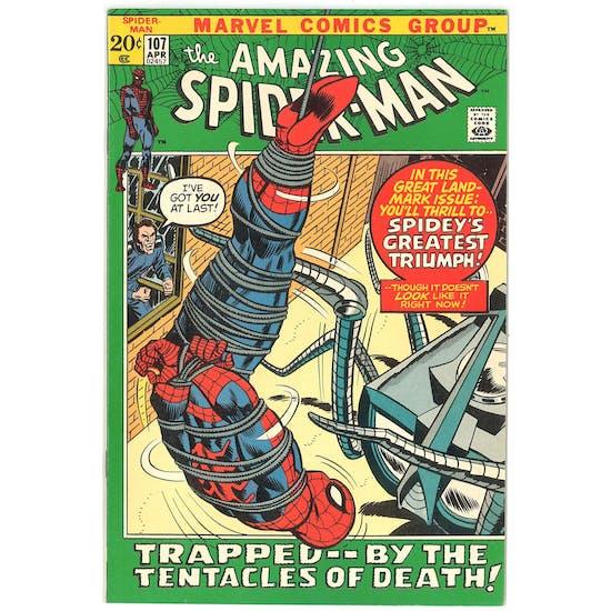 Amazing Spider-Man #107 VF+
