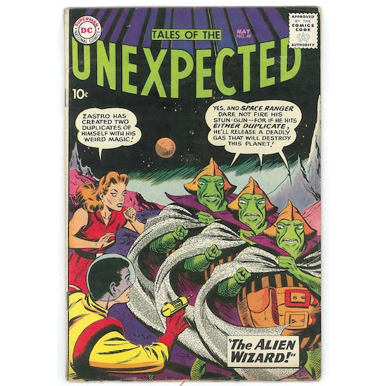 Tales of the Unexpected #49 FN